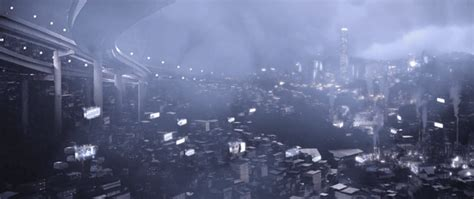 Three Dystopian Cities Of The Near Future, Animated In 5K