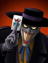 Batman Animated Series Joker