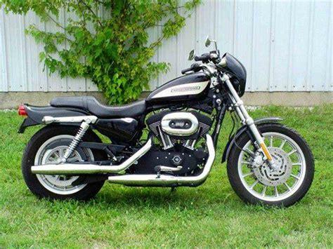 2007 Harley-davidson Sportster Xl1200r For Sale