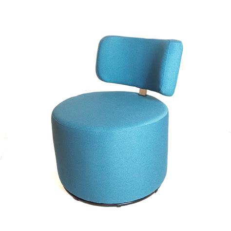 jetés de canapé fauteuil mokka sits rond et pivotant