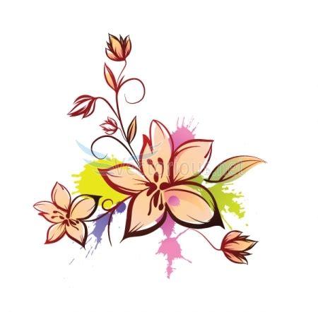 flowers designer floral design clip art cliparts co