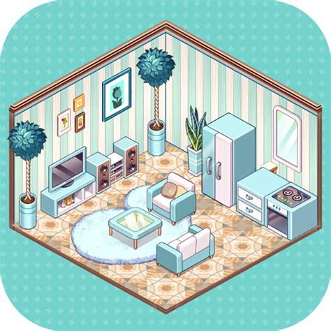 kawaii home design decor fashion game android modded