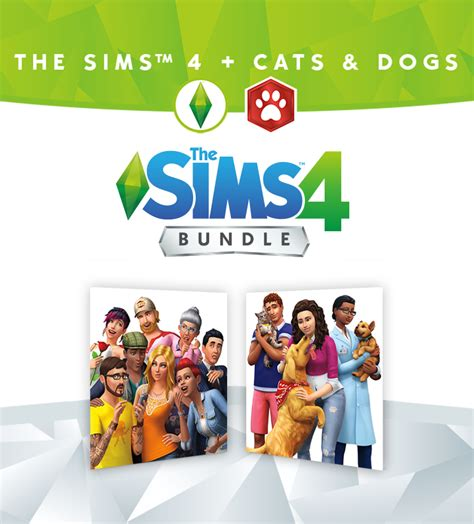 sims   cats dogs bundle playstation