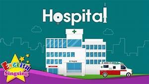 Kids Vocabulary - Hospital - Hospital Vocab