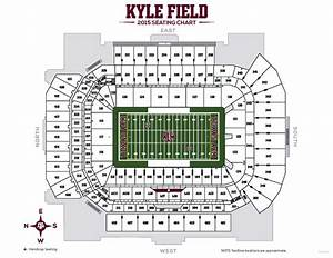 Kyle Field Seating Chart Siap Kyle Field Seating Texags