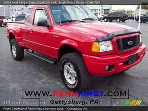 4x4 Ford Edge : bright red 2004 ford ranger edge supercab 4x4 medium dark flint interior ~ Farleysfitness.com Idées de Décoration