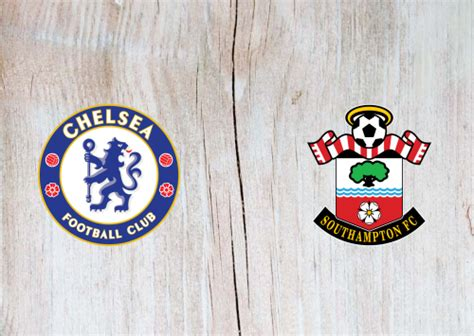 Chelsea vs Southampton Full Match & Highlights 17 October ...