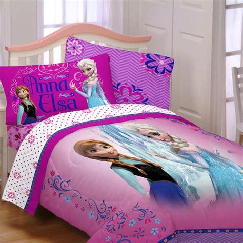 Frozen Bed Set by Disney S Frozen Bedding Comforter Walmart