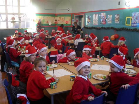 christmas dinner ormiston primary school