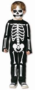 Halloween Skelett Kostüm : skelett kleinkinder kost m skelett kost m skelett anzug ~ Lizthompson.info Haus und Dekorationen