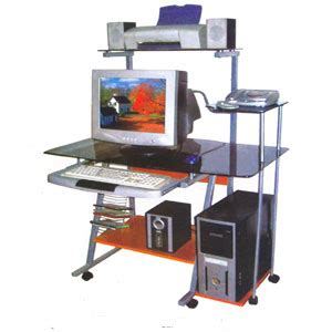 easy to assemble desk computer carts computer cart cd 346 fm