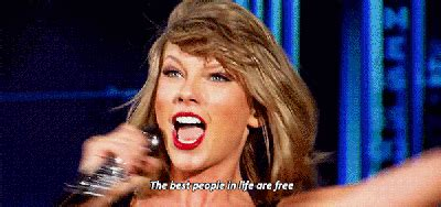 25 GIFs that Prove Taylor Swift Doesn't Need a Man | Teen ...