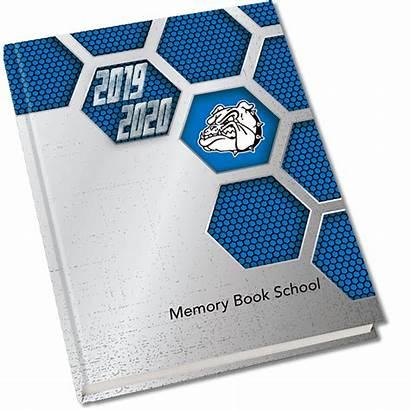 Yearbook Covers Standard Metal
