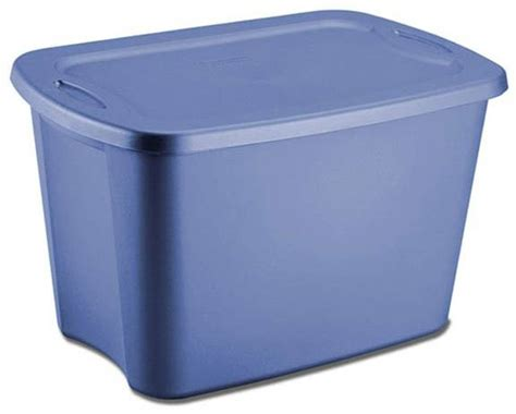 plastic storage tub retro daze article