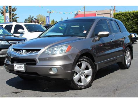 acura rdx sh awd wtech dr suv wtechnology package
