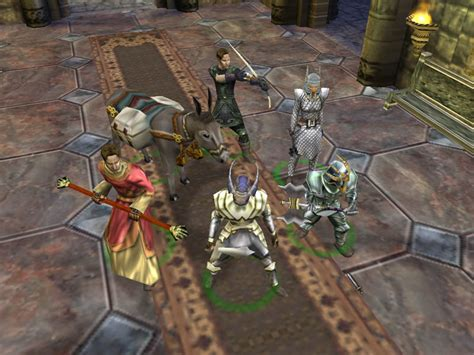 dungeon siege 3 controls dungeon siege