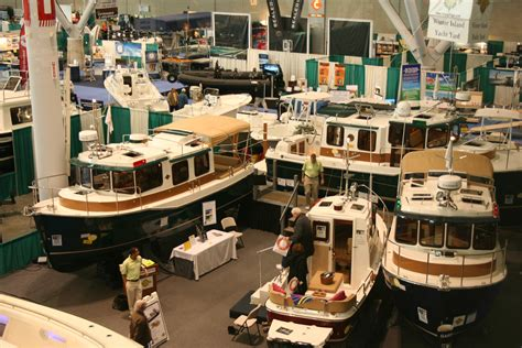 New England Boat Show by The Nautical Lifestyle Blog 187 Blog Archive New England