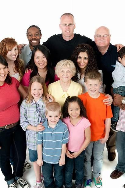Diverse Community Heart