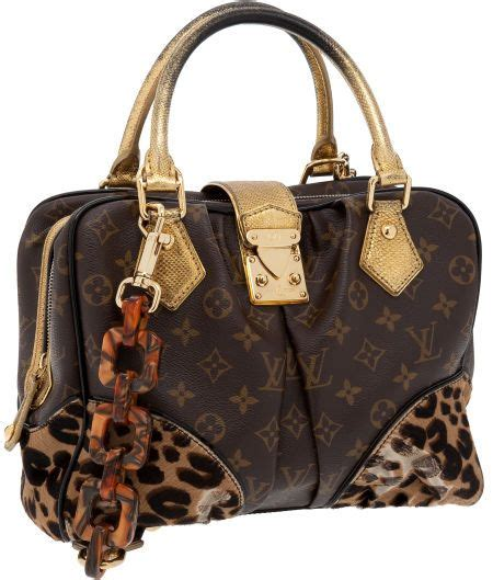 heritage vintage louis vuitton  stephen sprouse classic