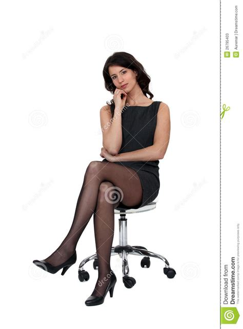 Sitting Chair by Sitting In Chair Stock Photos Image 26795403