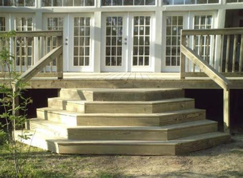 Mobile Home Steps Main Stair With Mobile Home Steps Top
