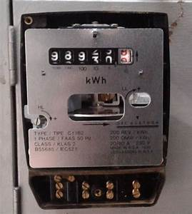 Wiring Diagram For A Kwh Meter