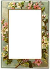 Printable Vintage Borders and Frames