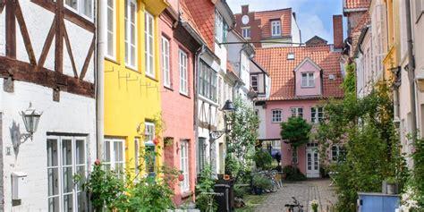Die Schönsten Straßen Deutschlands by Die Sch 246 Nsten Altst 228 Dte In Deutschland Reiseuhu De