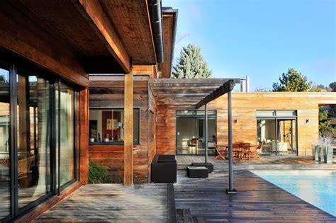 la maison en bois architecte de maisons