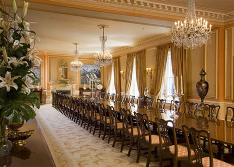 Very Long Dining Room Tables