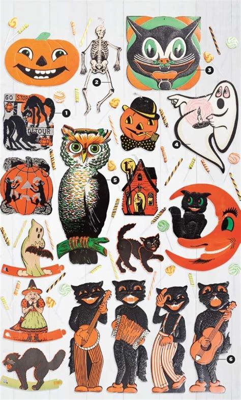 34 Halloween Decorations Drawings