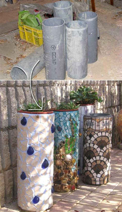 cost diy pvc pipe projects   garden