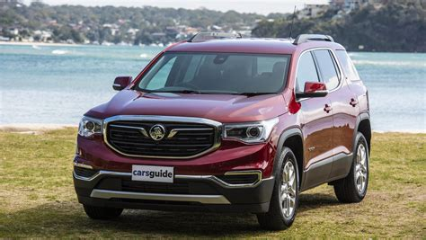 Holden Acadia 2020 review   CarsGuide