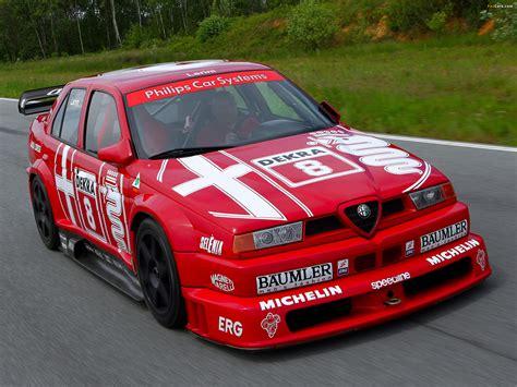 Alfa Romeo 155 V6 Ti  Street Racing Lifestyle