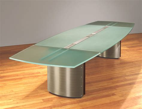 glass desk for sale glass top conference tables contemporary boardroom