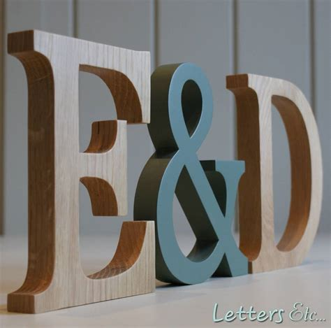 wooden alphabet letters wooden letters traditional oak by letters etc