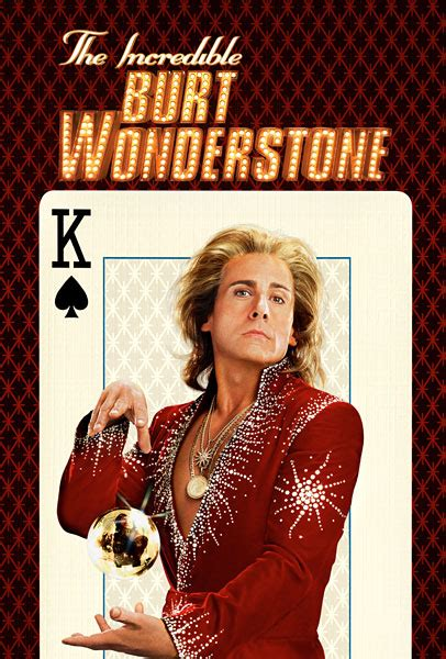 Sparkly First Trailer For 'the Incredible Burt Wonderstone