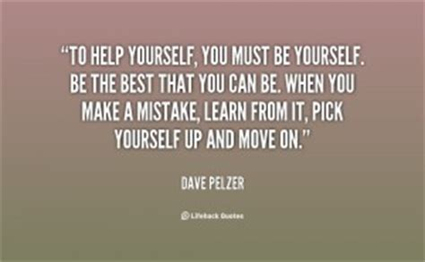 Dave Pelzer Help Yourself Quotes
