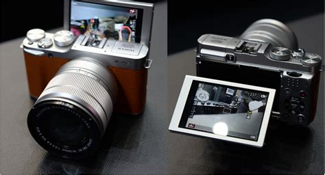 harga  spesifikasi fujifilm   kamera mirrorless
