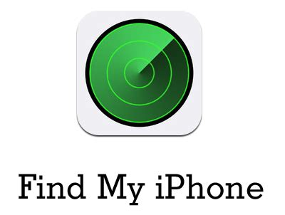 find an iphone find my iphone app updated with ios 7 style icon