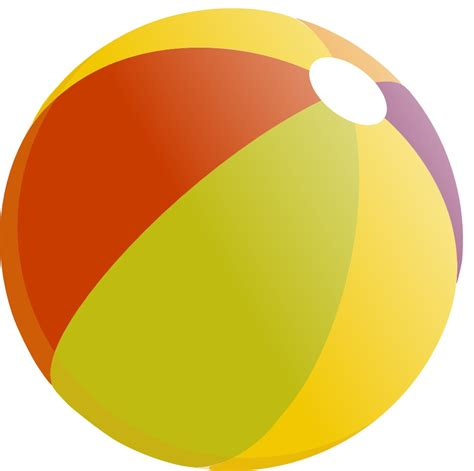 chaise plage ballon de plage multicolore 540674bc jpg