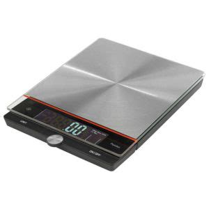 Reader Tip Polder Digital Kitchen Scale With Pullout