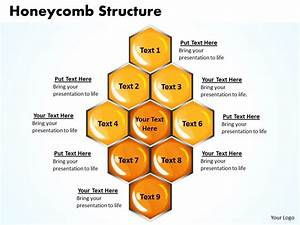 Honeycomb Structure Powerpoint Slides Presentation Diagrams Templates