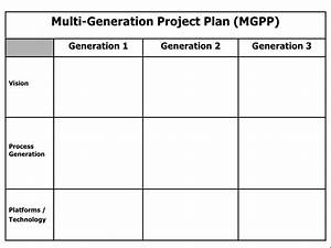Ng bb 07 multi generation project planning for Multi generational project plan template