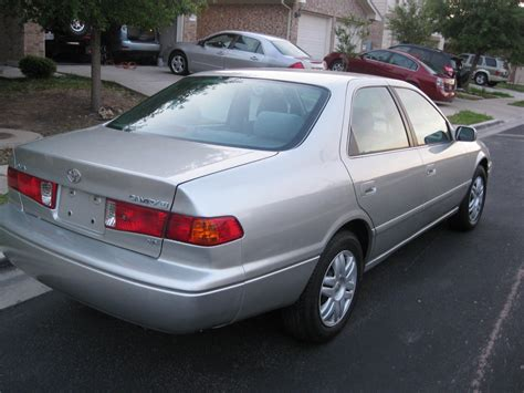 2001 Toyota Camry V6 Related Infomation,specifications