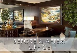 La, Jolla, Luxury, Office, Before, And, After, Robeson, Design