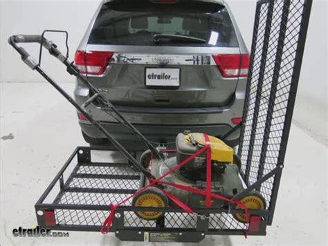 maxxtow  wheelchair carrier   long ramp