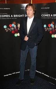 Paul McCartney in Comes A Bright Day - UK Film Premiere ...
