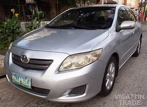 Rush Sale  2008 Toyota Altis E Manual Php268 000 Only