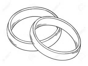 catholic wedding programs two wedding rings clipart 101 clip